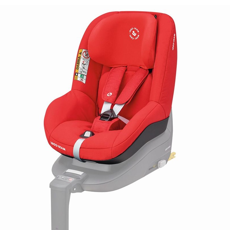 Maxi Cosi Pearl Smart I-Size Car Seat Nomad Red