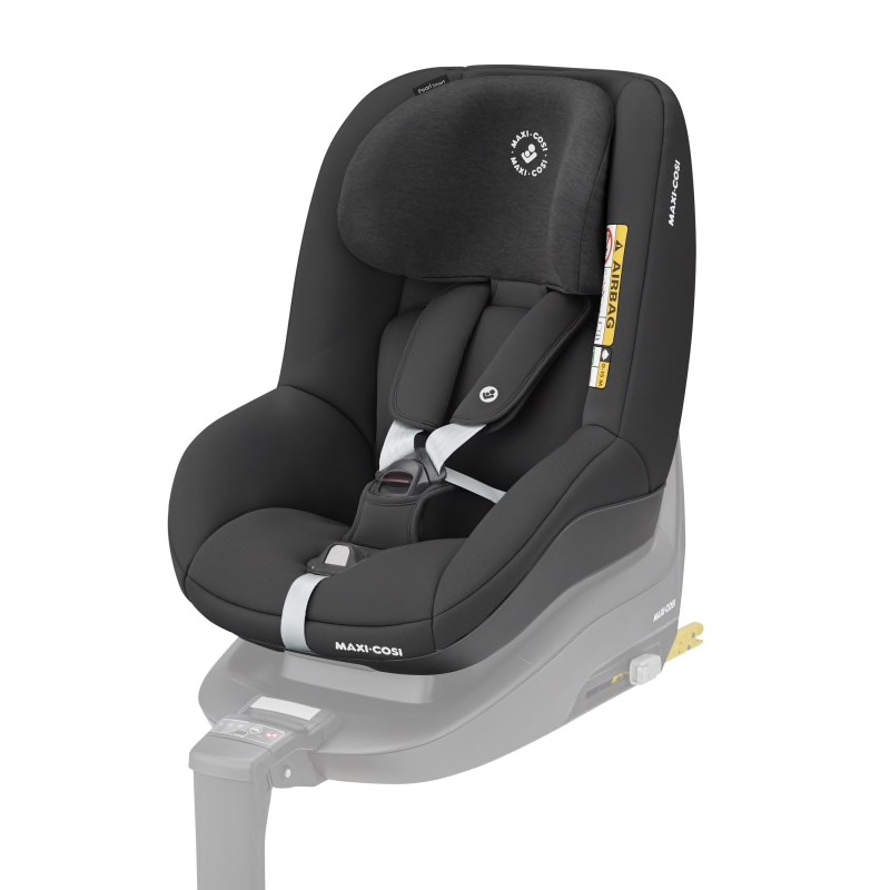 Maxi Cosi Pearl Smart I-Size Car Seat Authentic Black