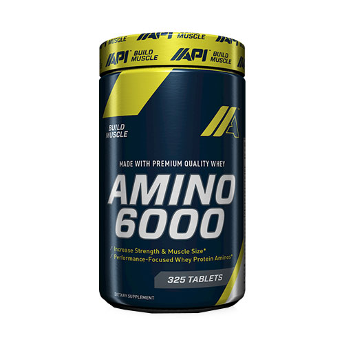 API Amino 6000- 325  Tabs