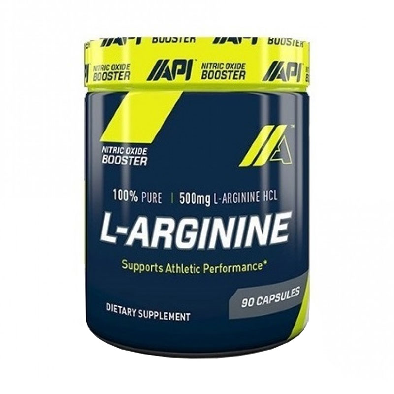 API L.Argnine - 90 Capsules