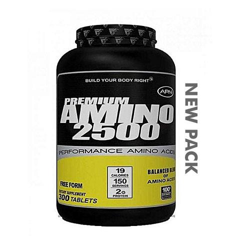 APN Amino 2500 New - 300 Tabs