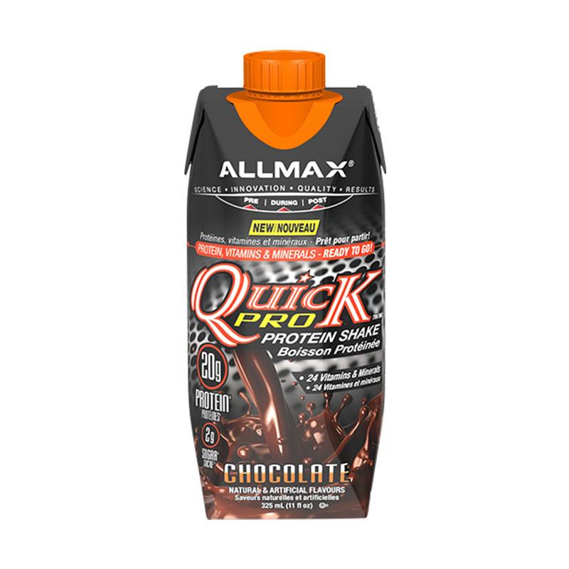 Allmax QuickPro Instant Protein 325ml x 10