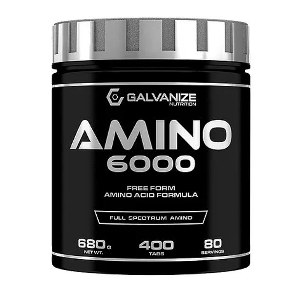 Galvanize Nutrition Amino 6000 - 400 Tabs