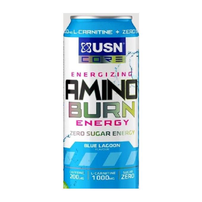 USN Amino Burn Energy Drink 24 Cans