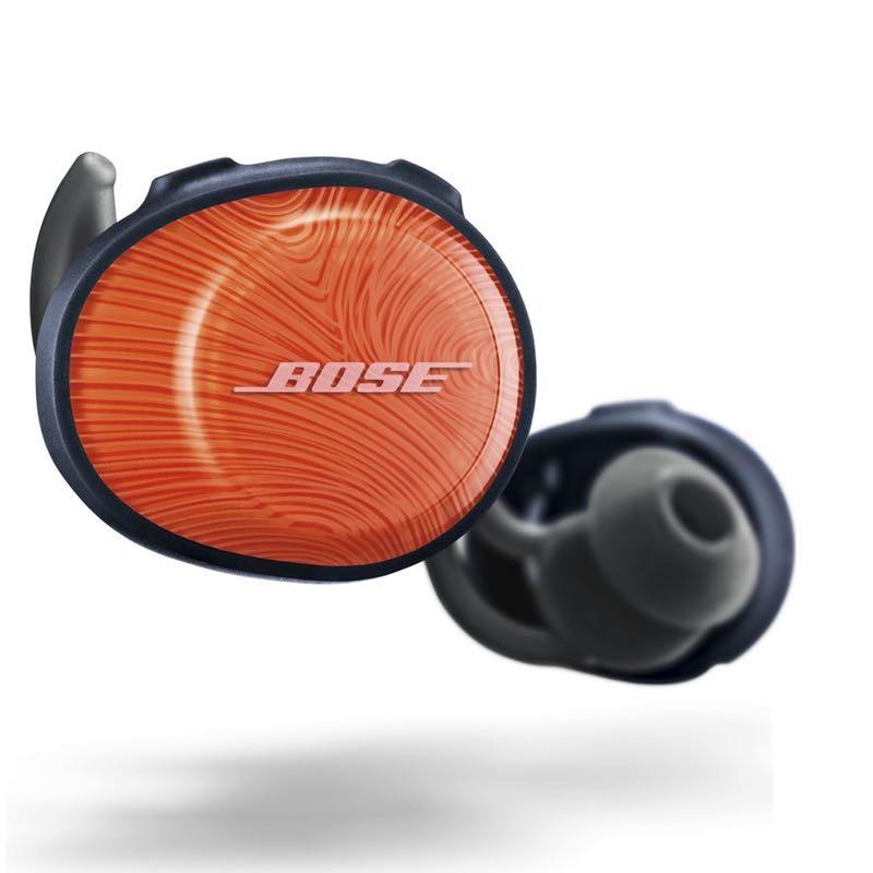Bose SoundSport Free wireless In Ear Headphones - Orange
