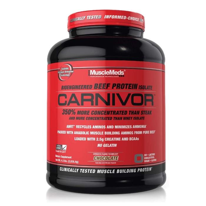 MuscleMeds Carnivor Whey 4 Lbs