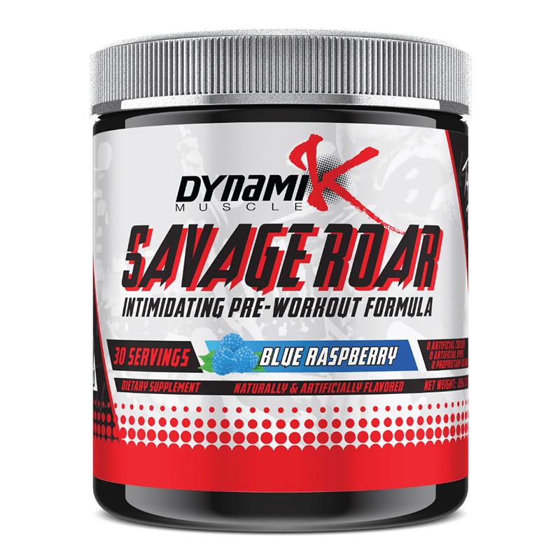 Dynamik Savage Roar 30 Servings