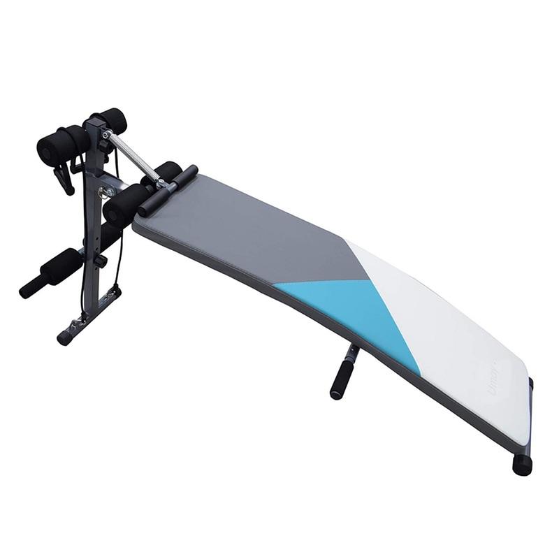 Skyland Sit Up Bench Adjustable and Folding EM-1856