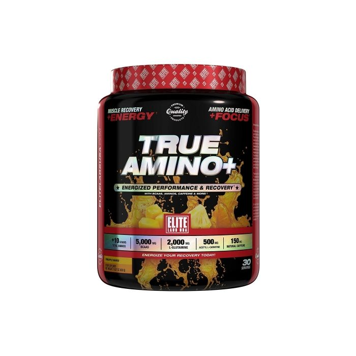 Elite Labs USA True Amino Plus 30 Servings