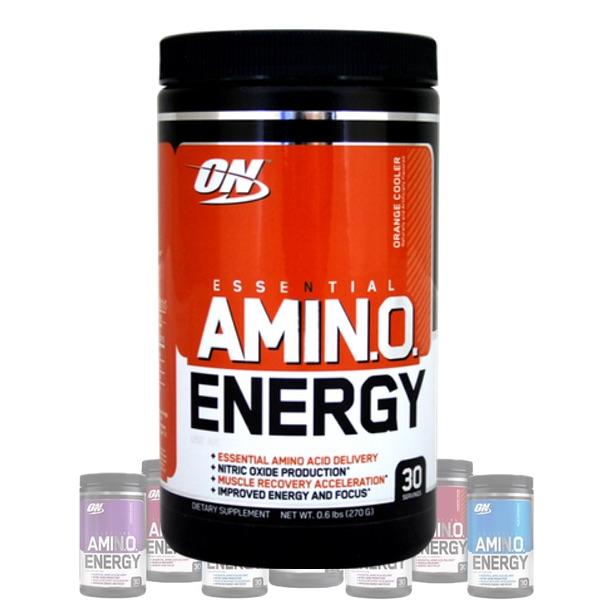 Optimum Amino Energy - 30 Servings