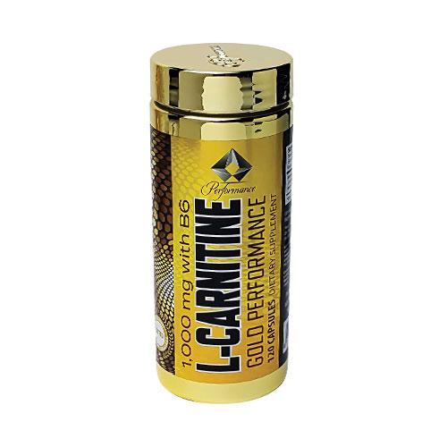 Gold Performance L - Cartinine - 120 Capsules