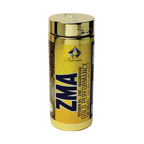 Gold Performance Zma - 100 Tabs