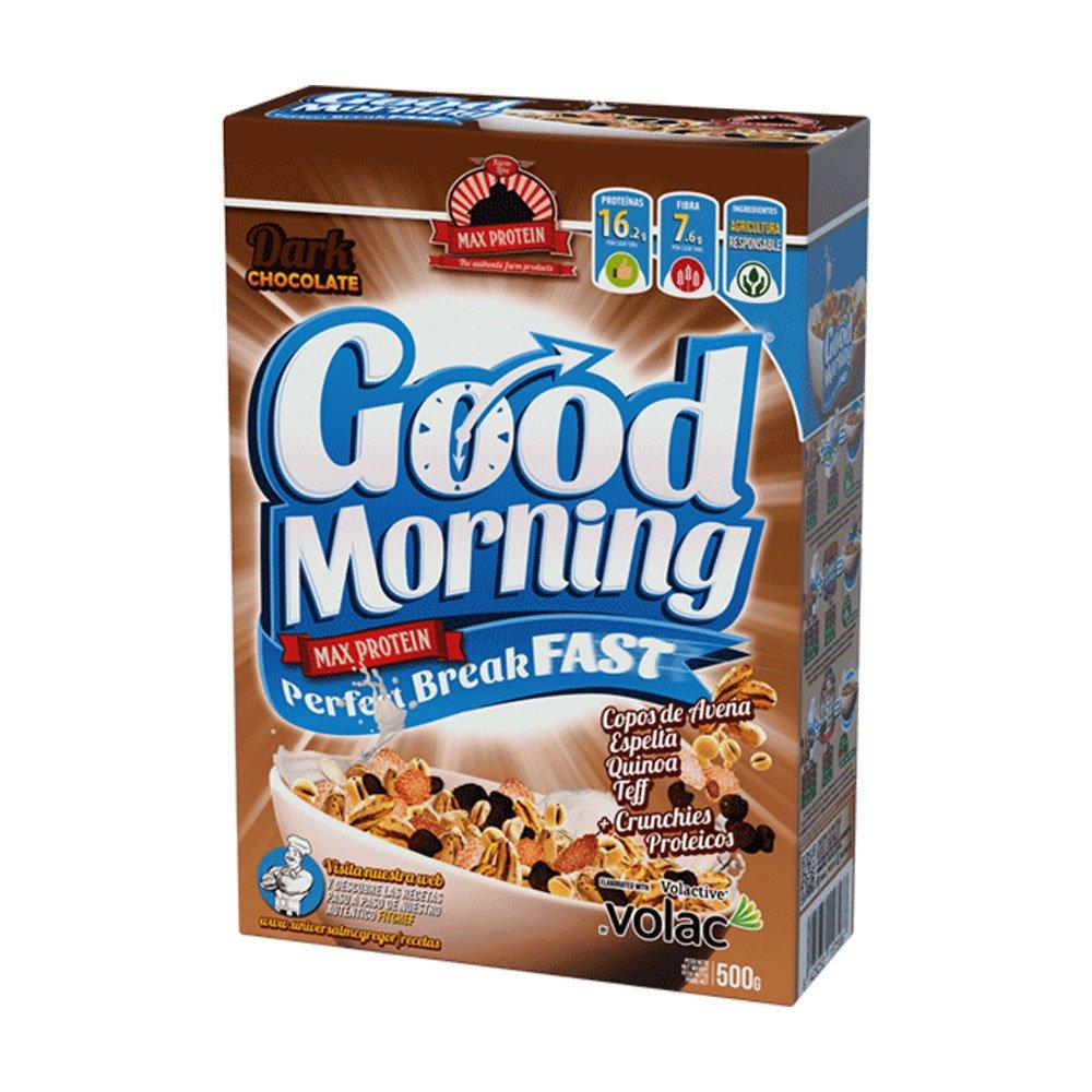 Good Morning Perfect Breakfast Dark Chocolate 500 g
