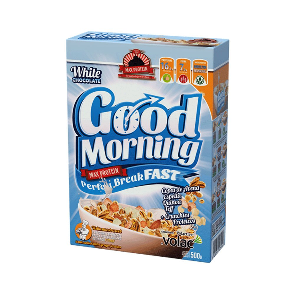 Good Morning Perfect Breakfast White Chocolate 500 g