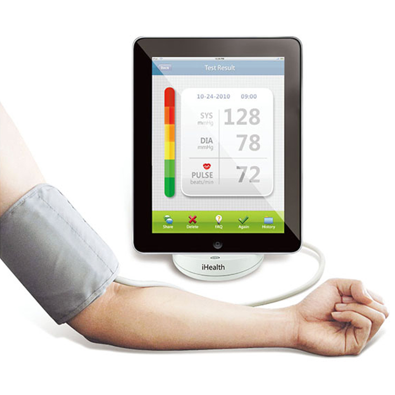 iHealth Dock Blood Pressure Monitor Price in Dubai | Buy Blood Pressure Monitor in UAE | Best Deals in UAE