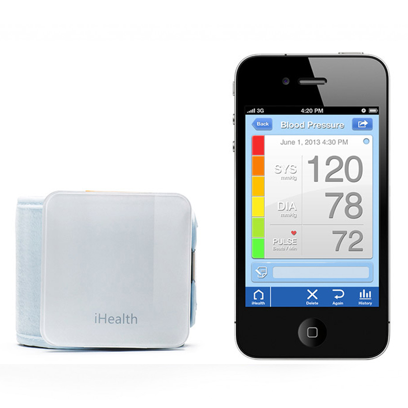 iHealth Wirless Blood Pressure Wrist Monitor Price in Dubai | Buy Blood Pressure Wrist Monitor Cheap Price in Dubai | Deals in Dubai | Online Deals in Abu Dhabi | UAE Deals