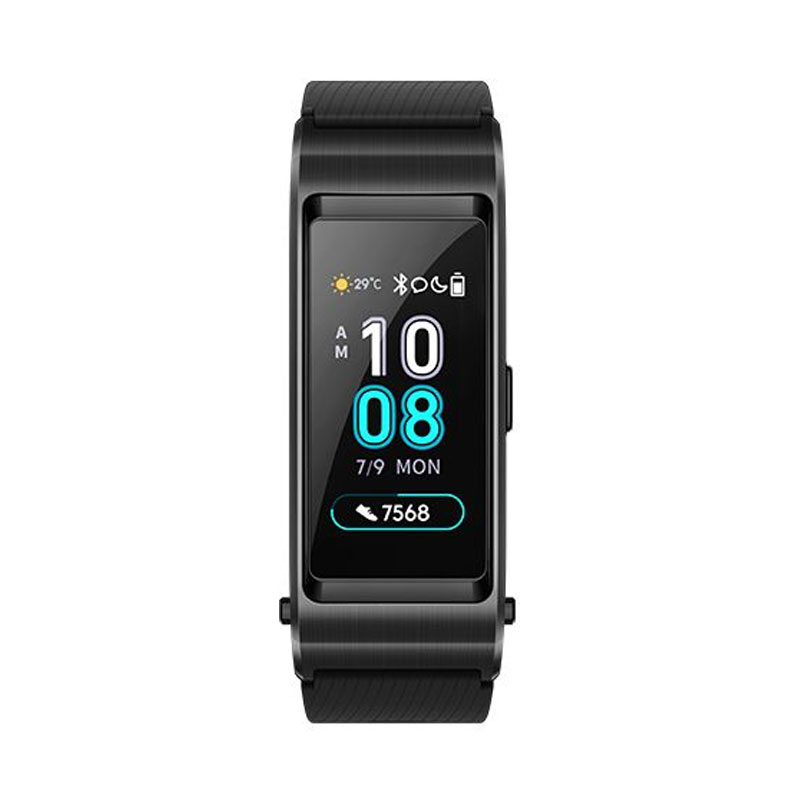 huawei talkband b5 smart band and bluetooth headset black. Black Bedroom Furniture Sets. Home Design Ideas