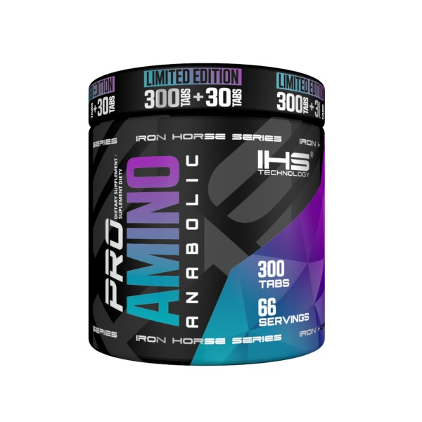 IHS Pro Amino Anabolic 400 + 100 Caps