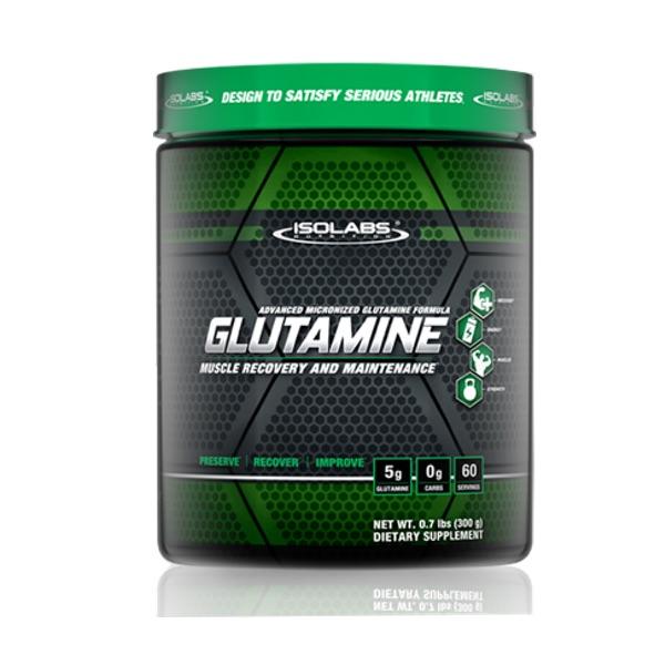ISO Labs Amino Acids & BCAA Glutamine 300G