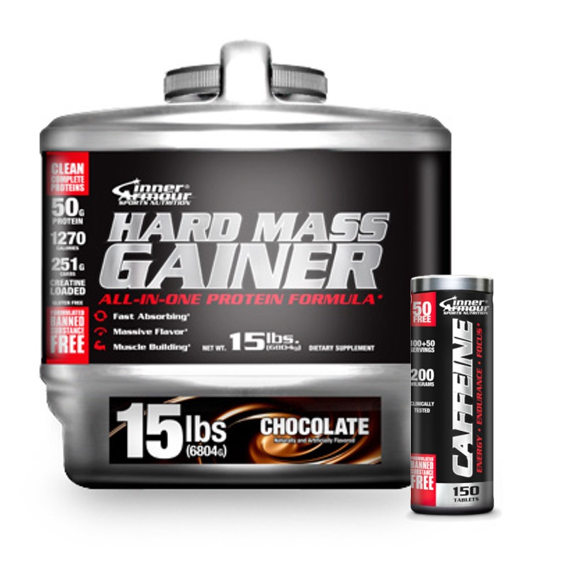 Inner Armour Muscle Gainers Pack