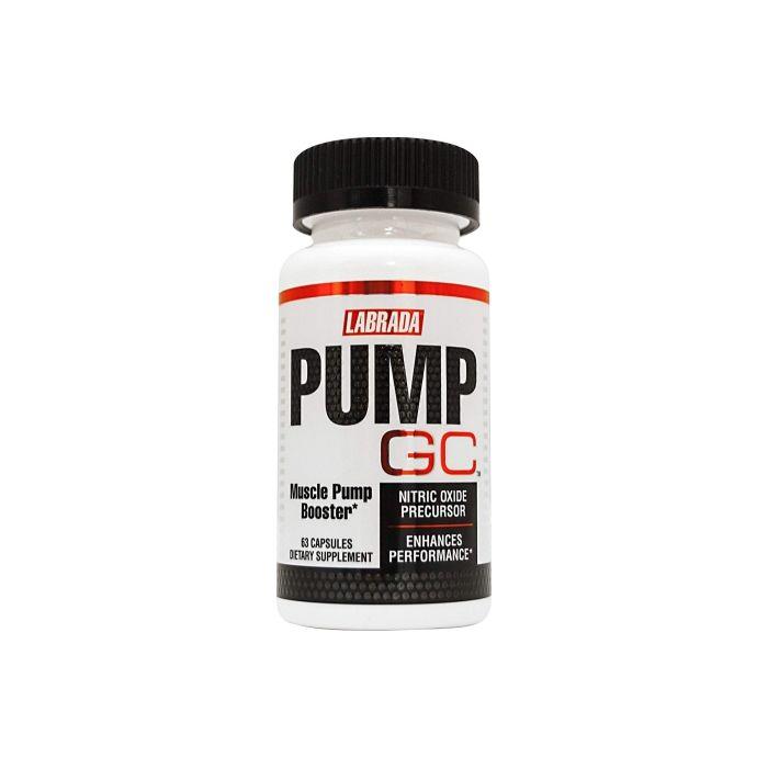Labrada Pump GC  - Muscle Pump Booster (63 Caps)