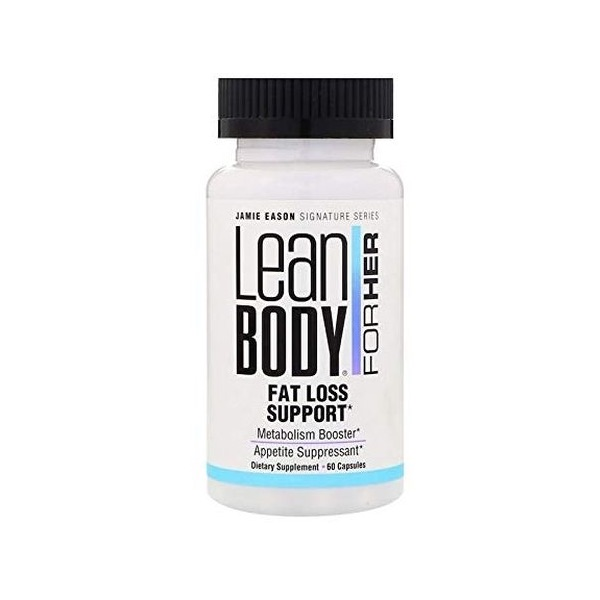 Labrada Lean Body for Her Fat Loss Support - 60 Caps