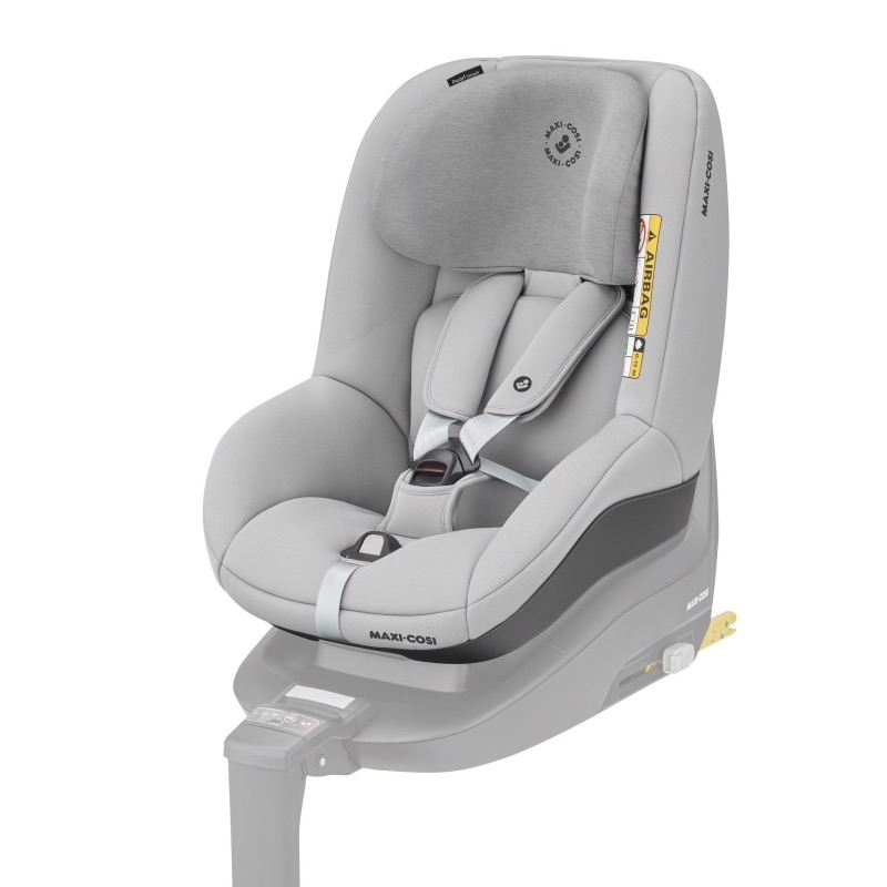 Maxi Cosi Pearl Smart I-Size Car Seat Authentic Grey