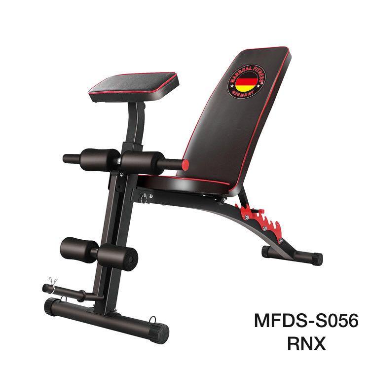Hyjiya Marshal Foldable Home Gym Workout  Bench MFDS-S056
