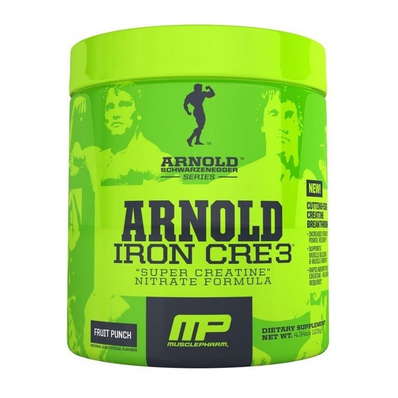 Muscle Pharm Creatine Iron CRE 3-30 SERV