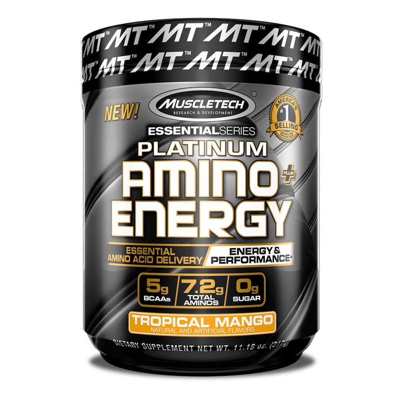 Muscletech Platinum Amino Energy 288g