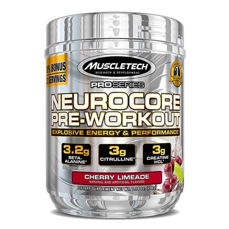 Muscletech Neurocore Pre Workout 224g