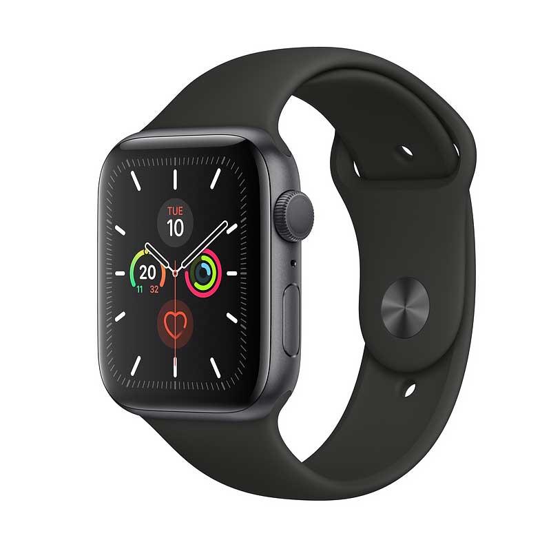 Apple Watch Series 5 40mm Space Grey MWV82