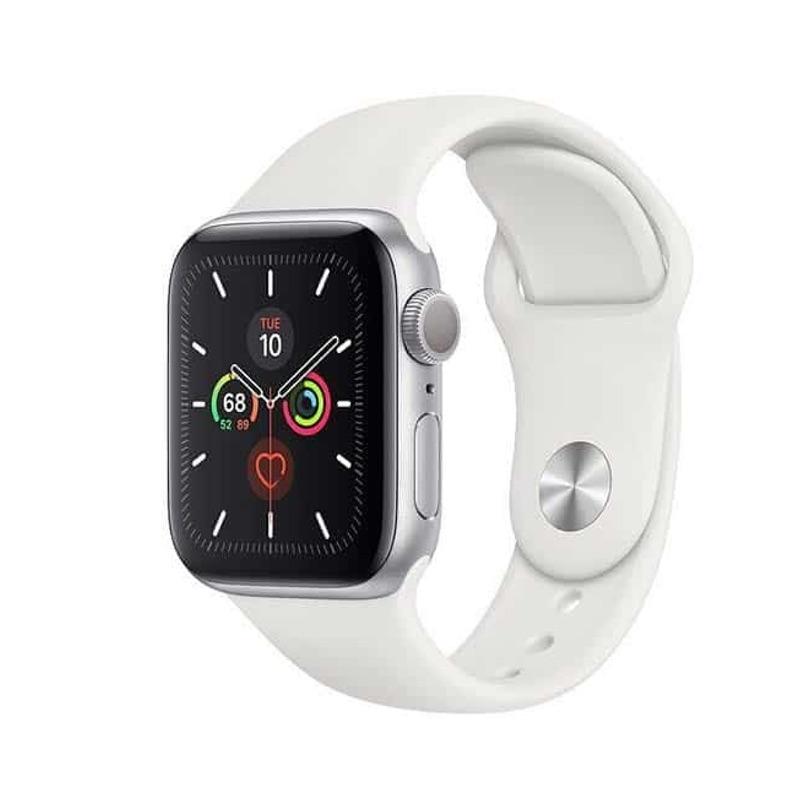 Apple Watch Series 5 44mm Silver MWVD2