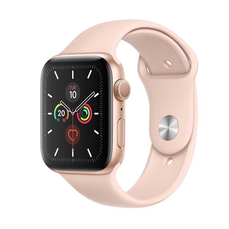 Apple Watch Series 5 44mm Gold MWVE2