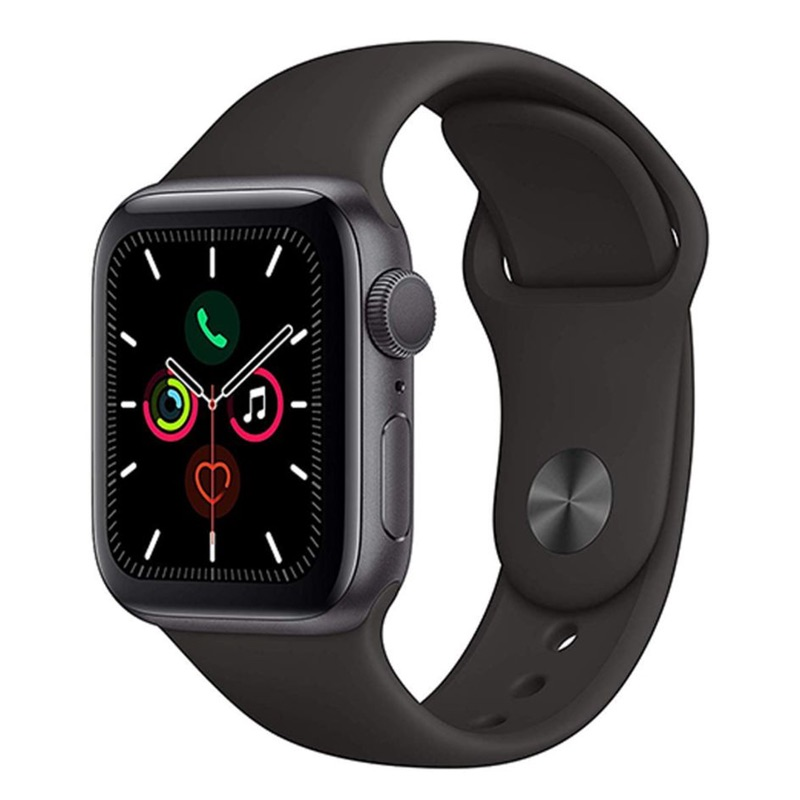 Apple Watch Series 5 Cellular 44mm Space Grey MWWE2