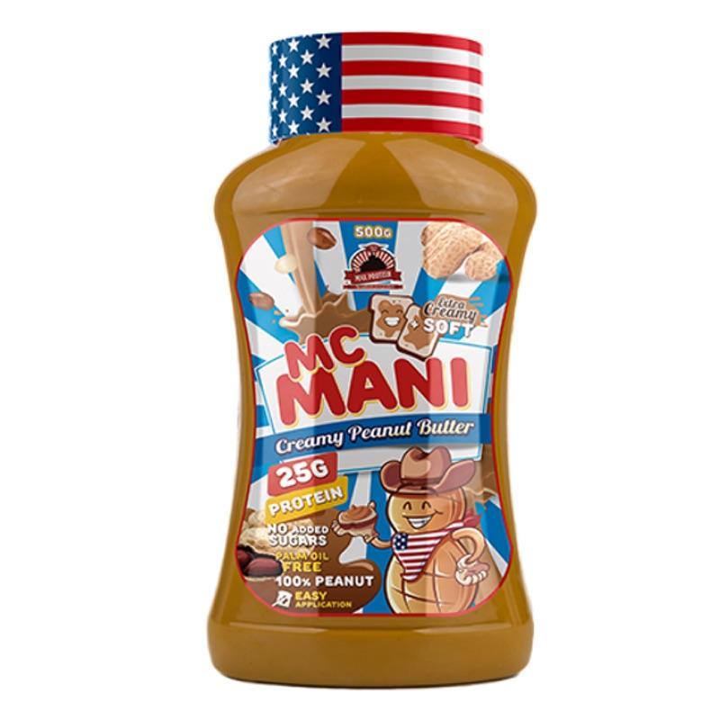 MC Mani Protein Peanut Butter - 500 g