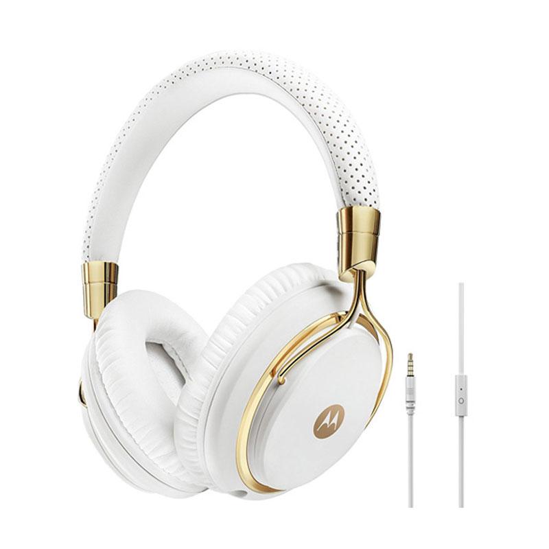 ae030c0873d Buy Motorola Pulse M Series Headset White online in Dubai, Abu Dhabi,  Sharjah, UAE, Middle East at Best Price | Motorola | Hyjiyastore