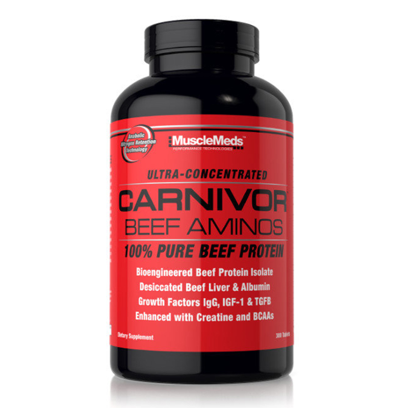 Muscle Meds Beef Amino Tab