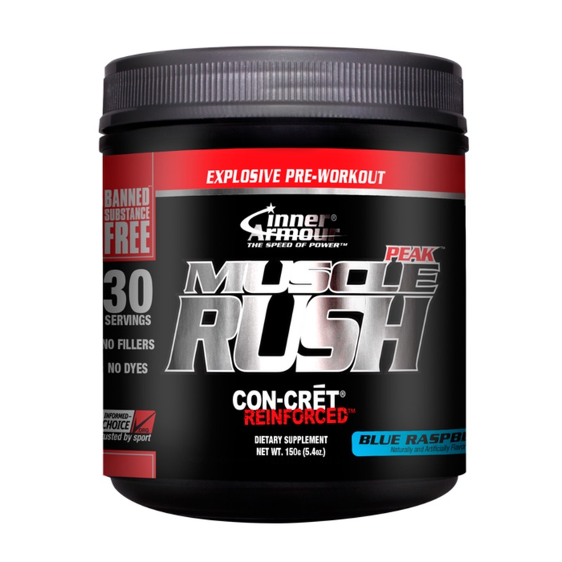 Inner Armour Muscle Rush Pre Workout 28 Servings