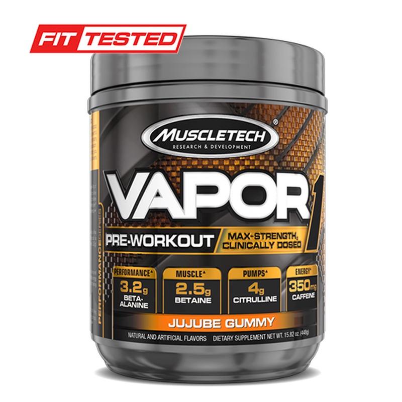 Muscletech Pre Workout Vapor One (High Caffeine)