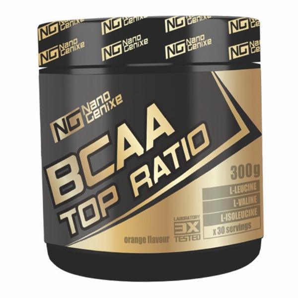 Nano Genixe BCAA Top Ratio 300g