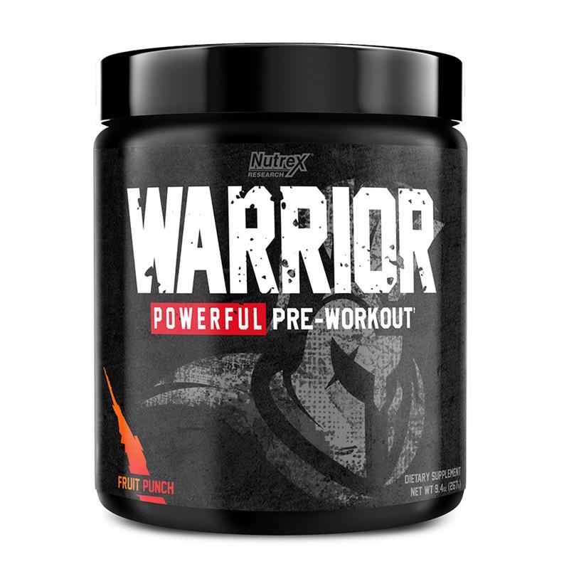 Nutrex Warrior Powerful pre Workout