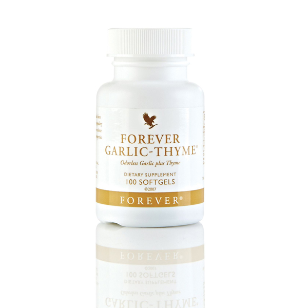 Nutrition Garlic Thyme Soft Gel in Dubai