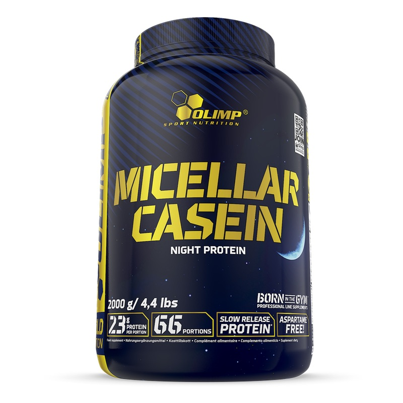 Olimp Micellar Casein 2 kg Night Edition