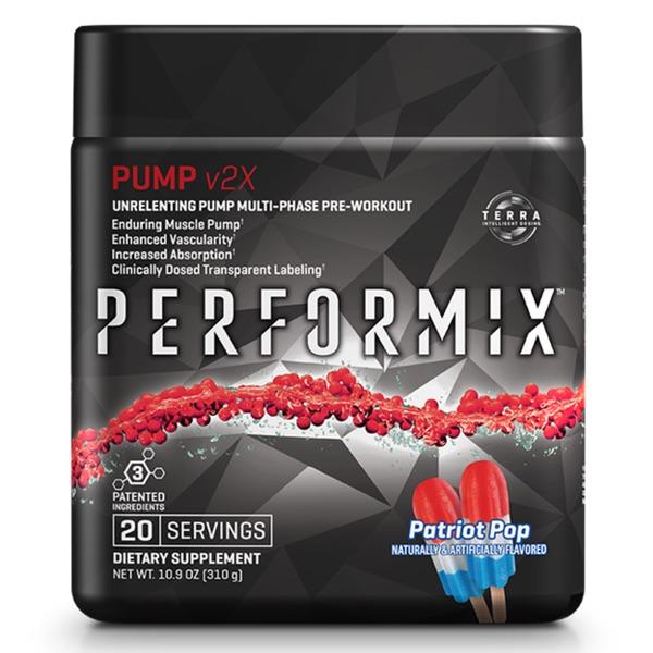 Performix Pre Workout Pump V2X