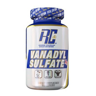 Ronnie Coleman Vanadyl Sulfate 150 Tabs
