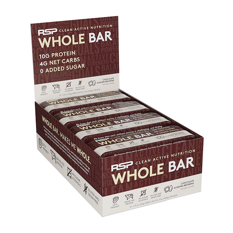 RSP Protein BAR - 12 Bars in Pack