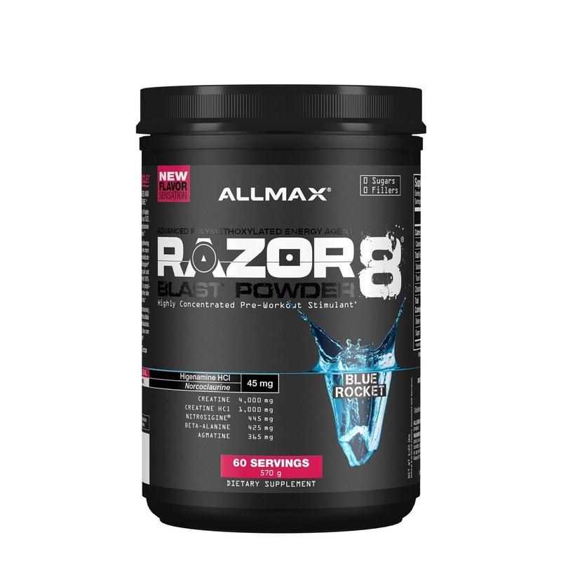 Allmax Razor8 Blast Powder 570g