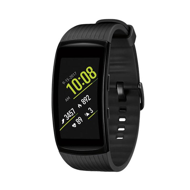 47fbf3f4177 Buy Samsung Gear Fit2 Pro Black Small Smartwatch in Dubai
