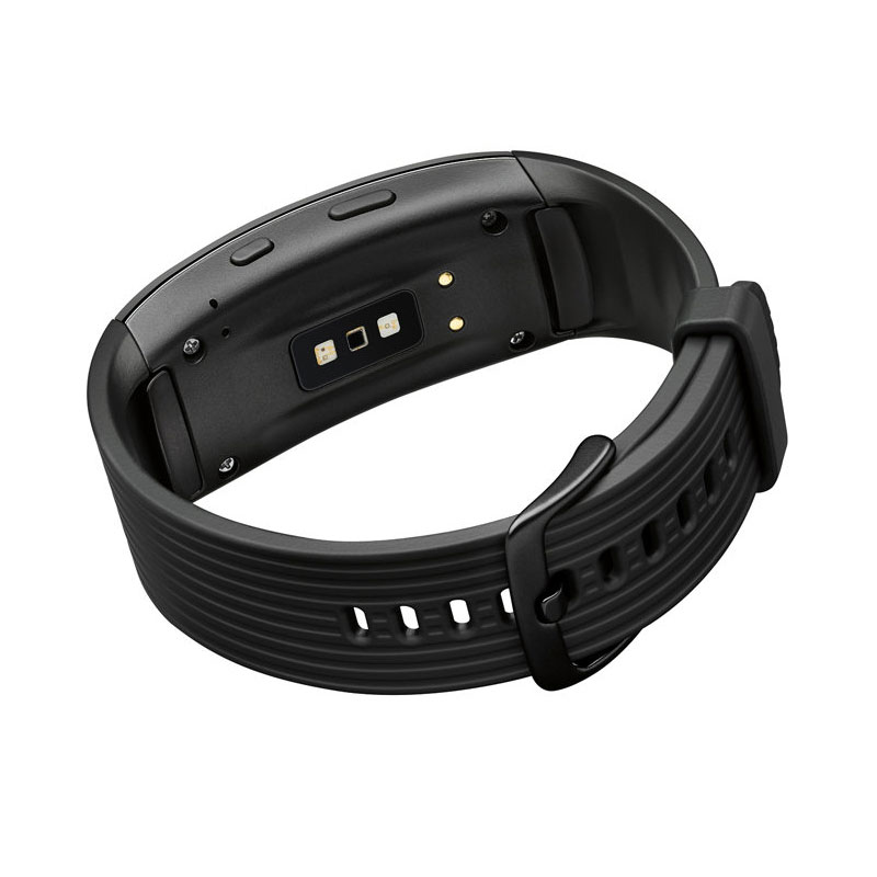 Buy Samsung Gear Fit2 Pro Black Small Smartwatch in Dubai